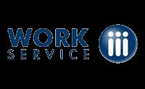 Logo Work Service